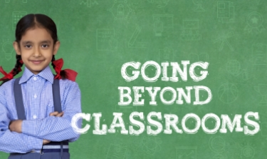Going Beyond Classrooms