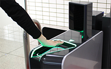 Advanced Finger Vein Authentication Technology Opens Doors for You