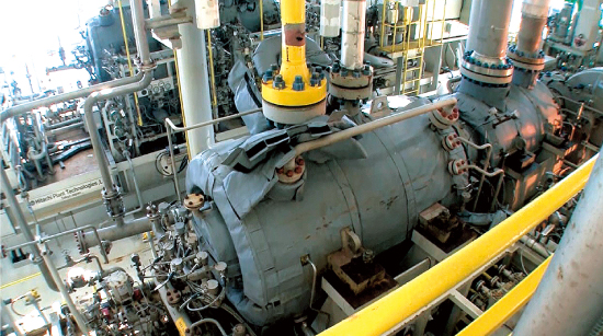 Centrifugal compressors: Playing a key role in the production of