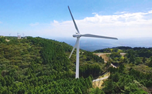 Creating new value through collaborative creation: Wind turbines using digital technology