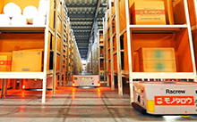 Customers getting what they want, when they want it: Automated guided vehicles support the e-commerce industry