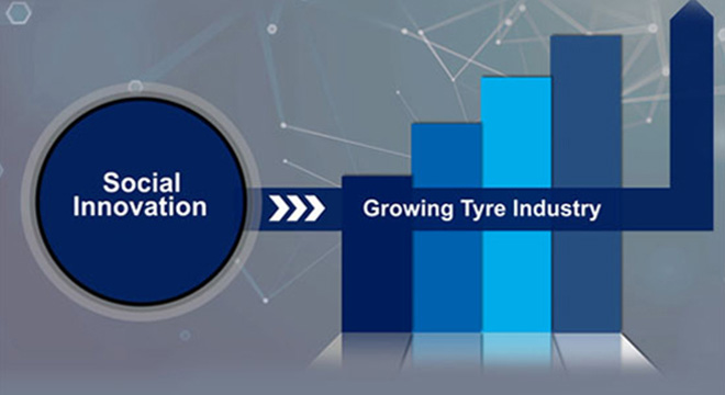 Social Innovation in Tyre Industry Growth