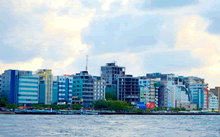 Producing safe drinking water in the densely populated Maldives