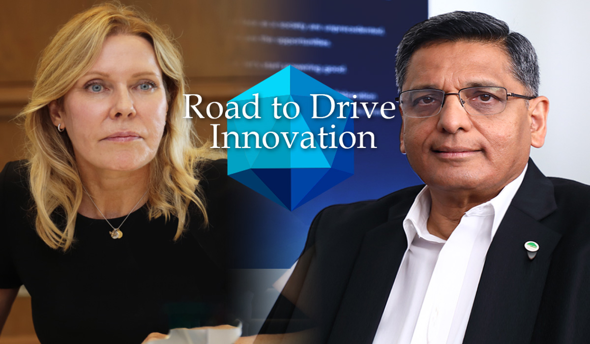 Road to Drive Innovation