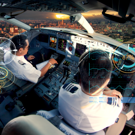 Digital Transformation of Aviation Industry