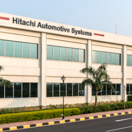 Hitachi Automotive Systems in India