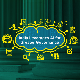 India Leverages AI for Greater Goverence