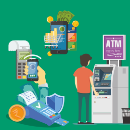 TAP...CLICK...SWIPE: The new buzzwords in the Indian payment space